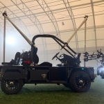 Polaris Electric Elite Action 99 Cars Camera Tracking Vehicle