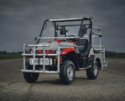 RHINO Camera Tracking Vehicles Action 99 Cars