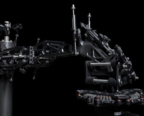 Flowcine Dual Black Arm Remote Heads Action 99 Cars
