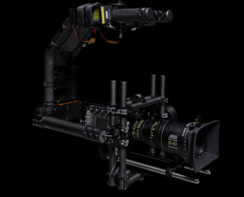 MoVi XL Remote Head Action 99 Cars