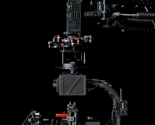 MoVi Pro Remote Head Action 99 Cars Camera Tracking Vehicles