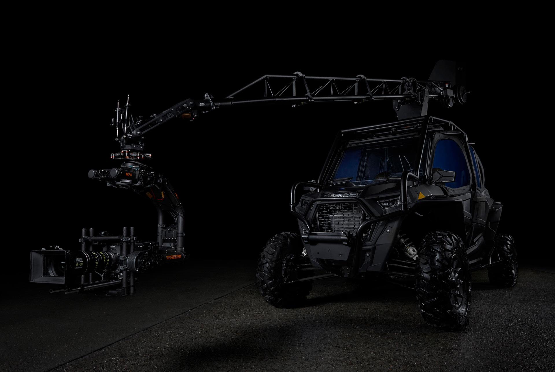 Polaris RZR Ultra Arm Action 99 Cars Movie Cars