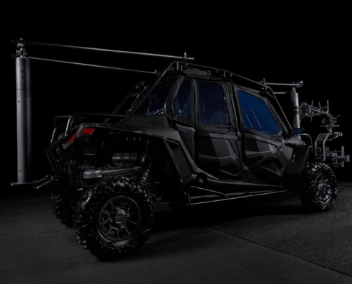POLARIS RZR With 150mm Column Action 99 Cars Camera Tracking Vehicles